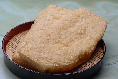 油揚げ(大)/手作り豆腐 販売 通販