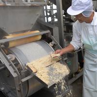 豆腐の作り方/豆腐 通販 有限会社尾関食品店